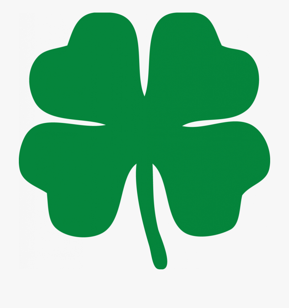 Clover clipart green.  leaf four free