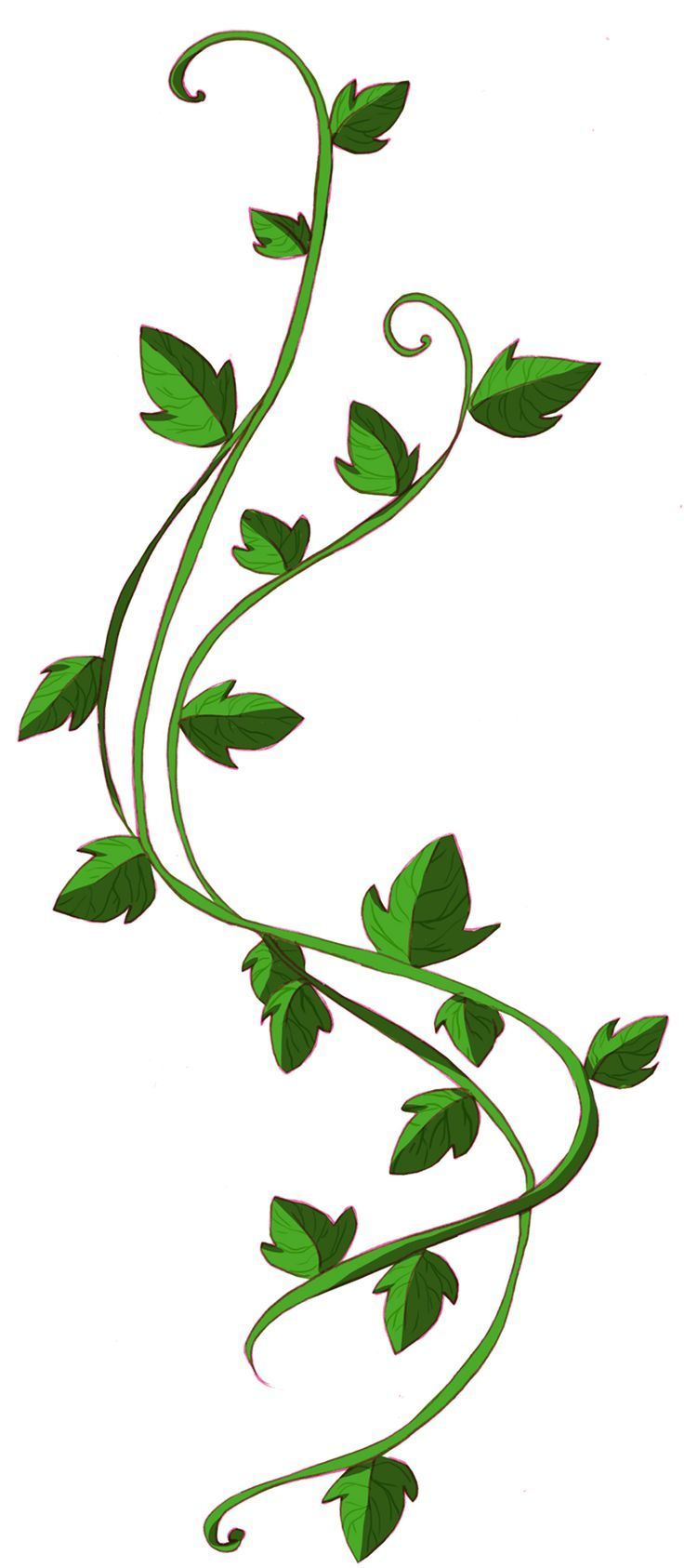 Tattoo google search tattoos. Clover clipart ivy