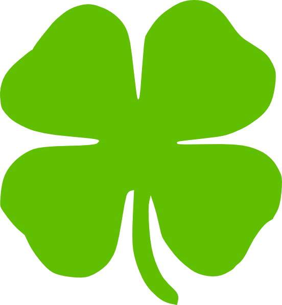Clover clipart ivy. Leaf at getdrawings com