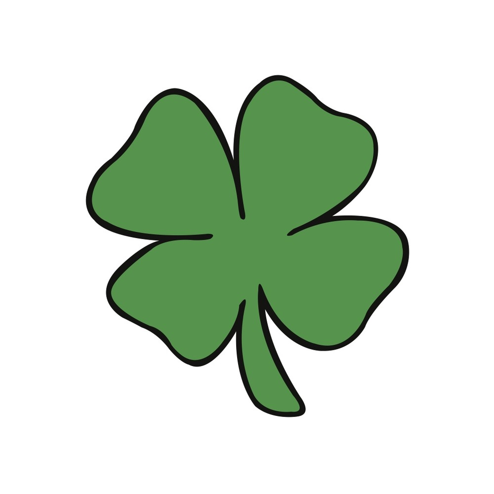 Free pictures of a. Clover clipart little