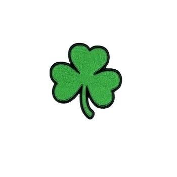 Clover clipart mini. Irish shamrock massageokc club