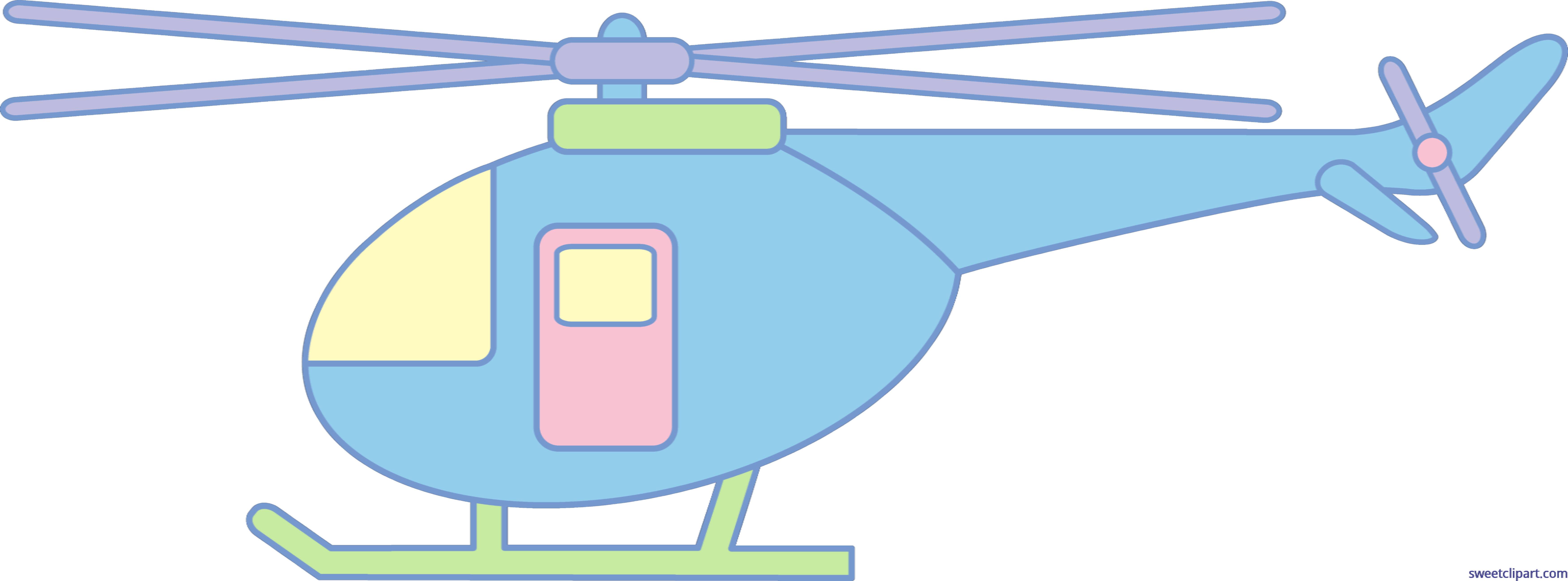 Helicopter clipart orange. Pastel clip art sweet