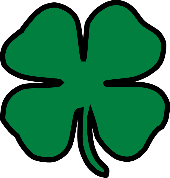 Clover clipart simple. Art images for pc