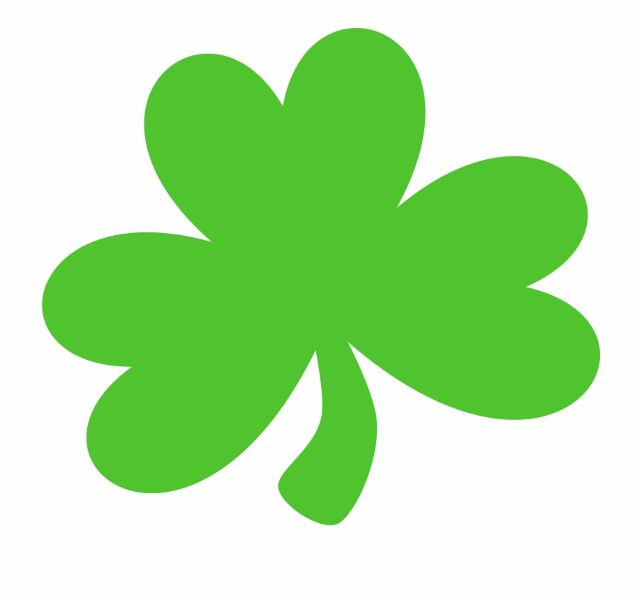 Free leaf png download. Clover clipart three