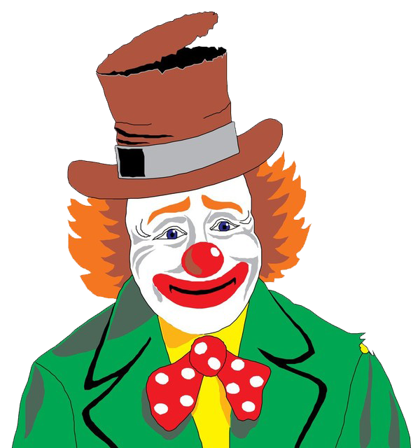 Joker clip art a. Clown clipart accessory