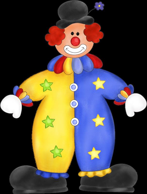 Clown clipart blue. Payasos png creaciones pinterest