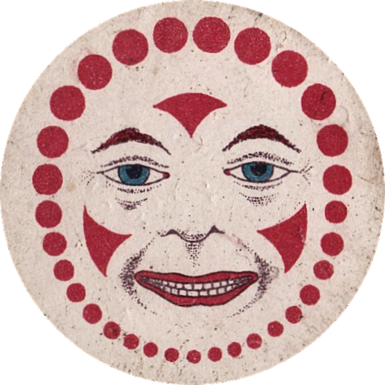 Clown clipart clown face. Early game piece the
