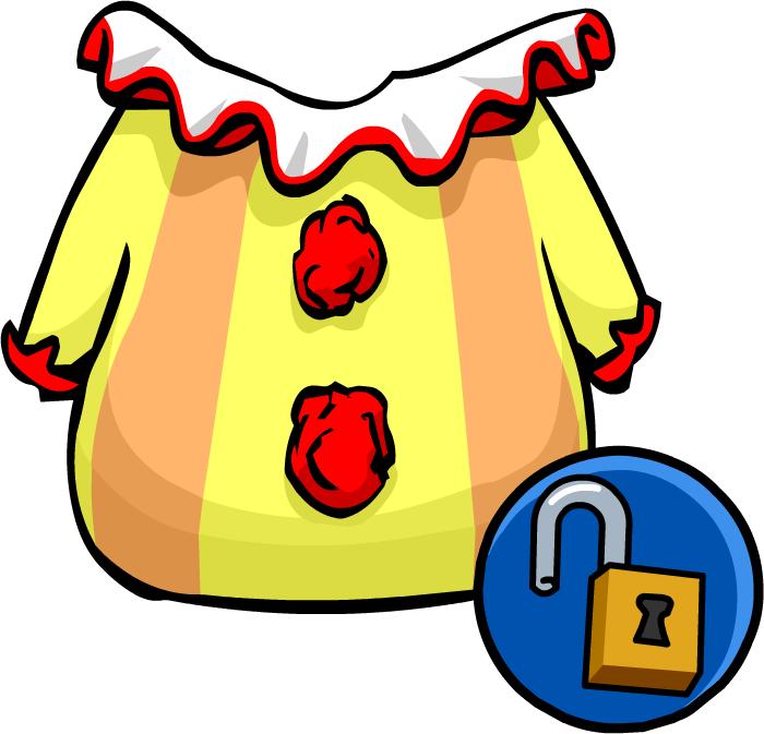 Image unlockable suit png. Costume clipart clown wig