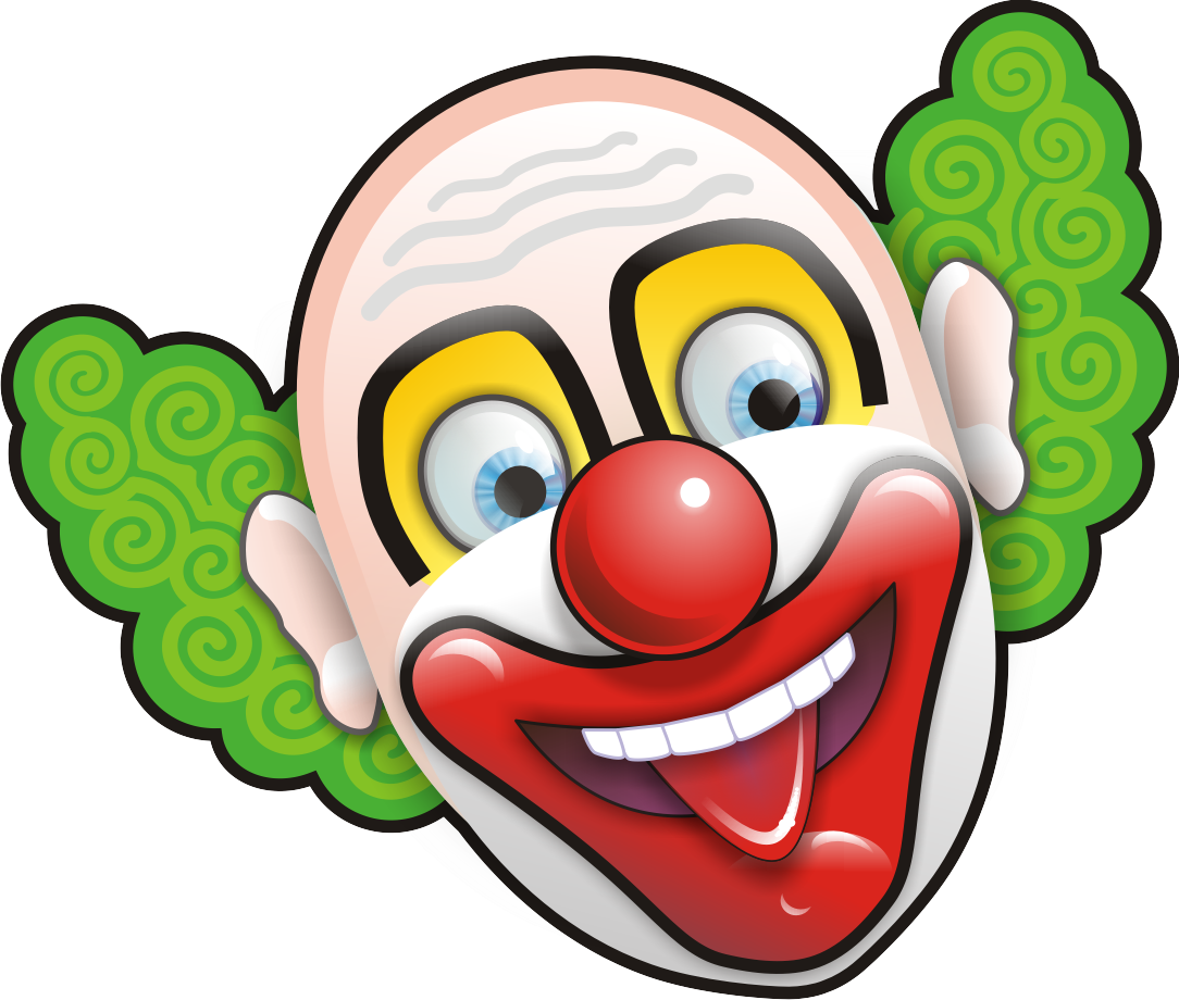 Clown clipart clown head. Even breitbart com readers