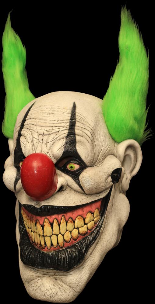 Clown clipart clown mask. Zippo the halloween