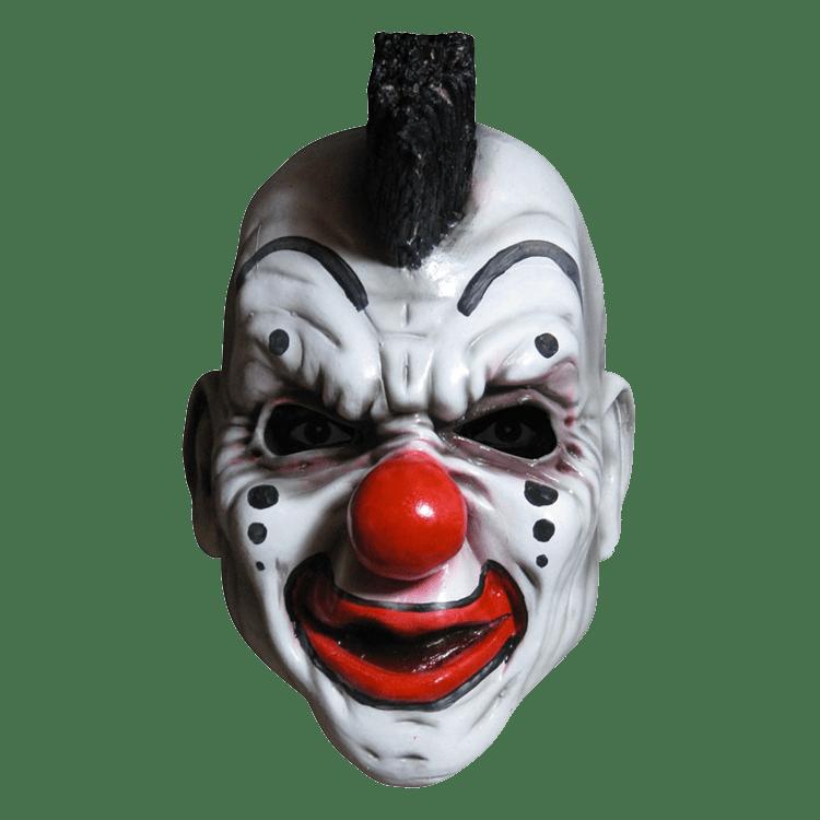 Clown clipart clown mask. Slipknot transparent png stickpng