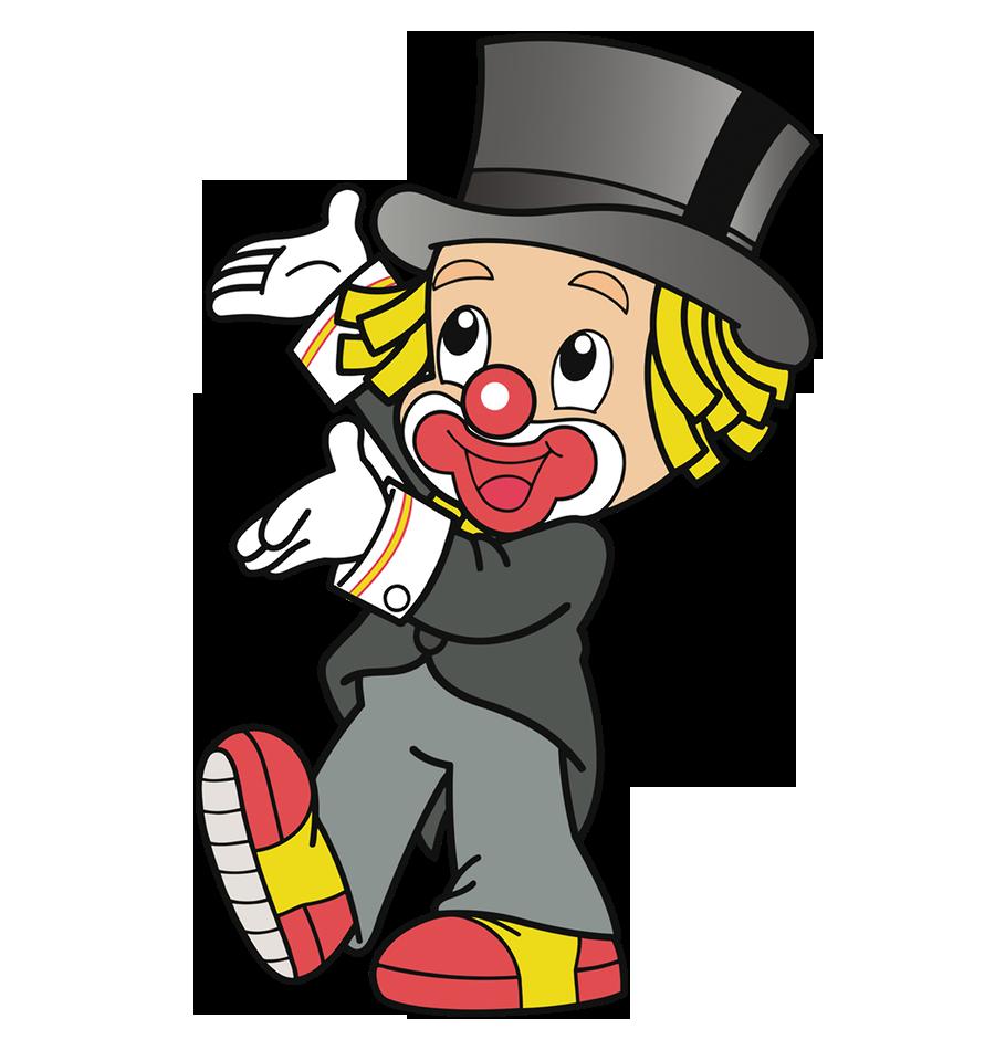 Patati patata png patat. Clown clipart comic