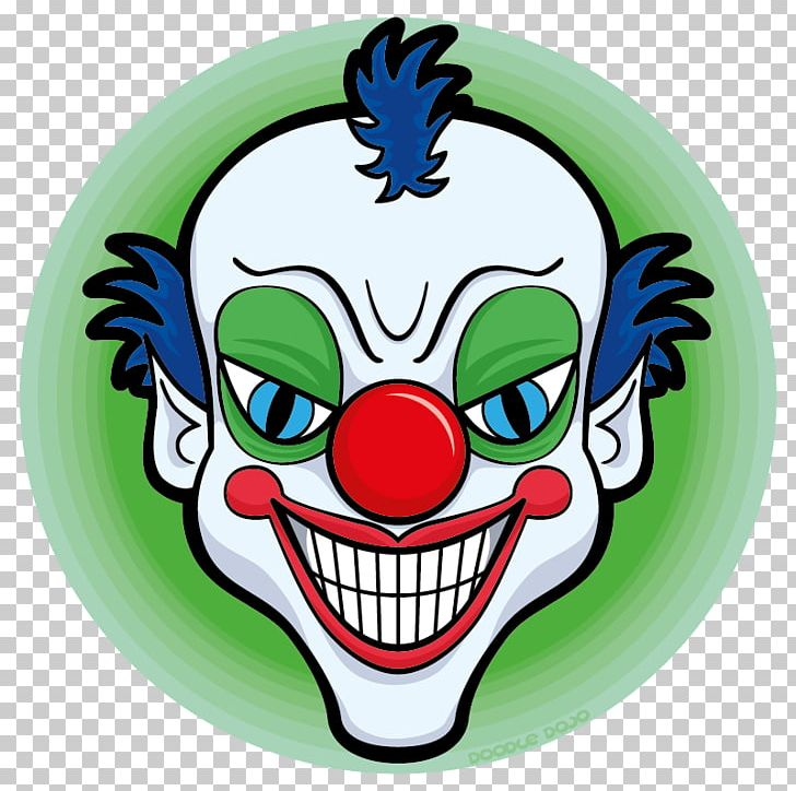 Clown clipart evil clown. Joker it sightings png