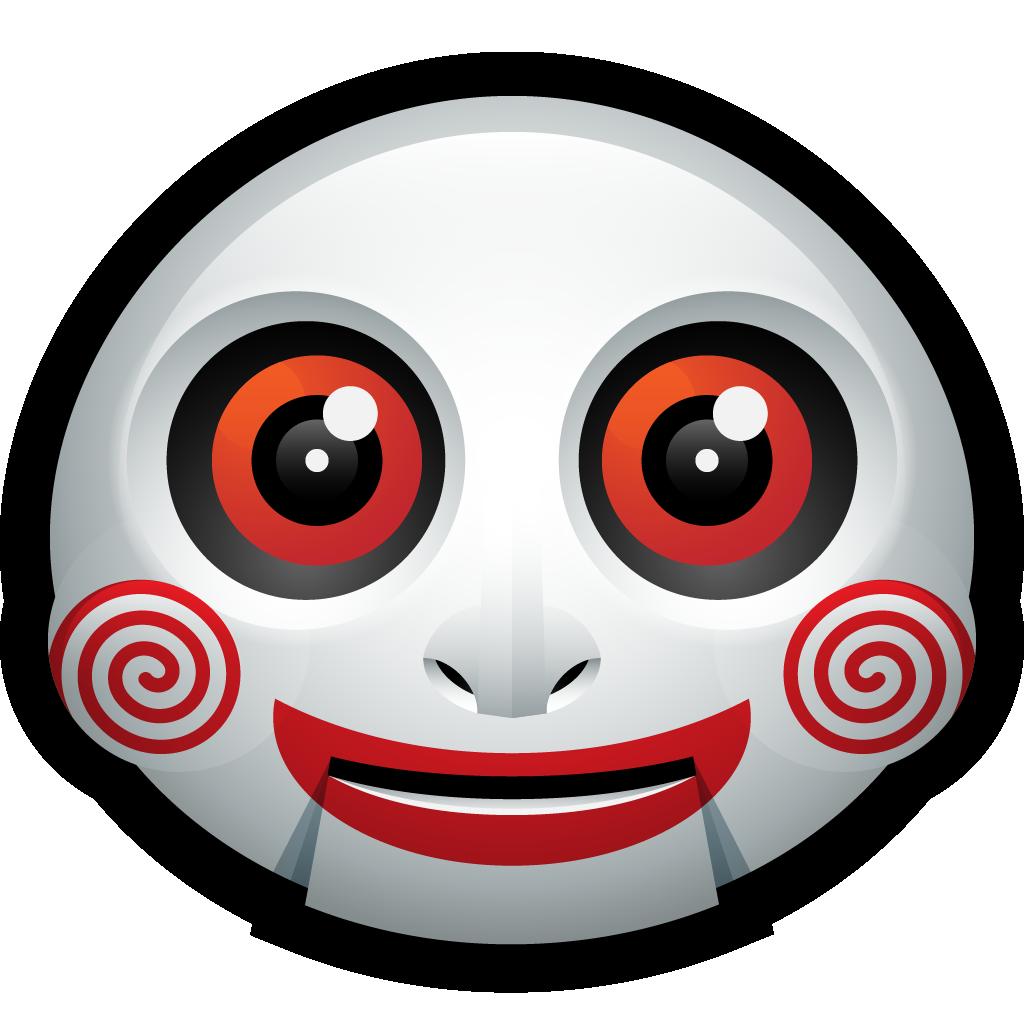 Clown clipart eye. Icon