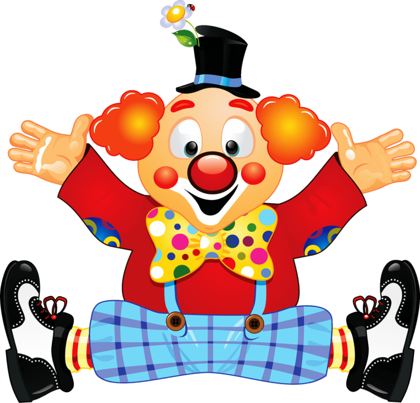 S png free images. Clown clipart female clown