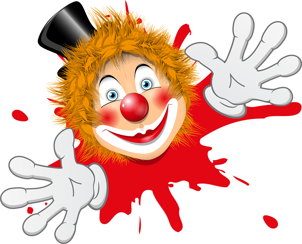Joker clipart girl clown face. Png album illustration of