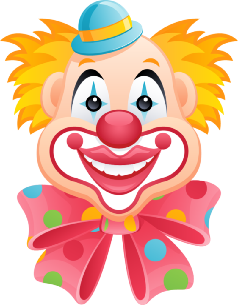 Clown clipart monocycle.  gifs sur le