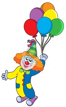 Free download clip art. Clown clipart small