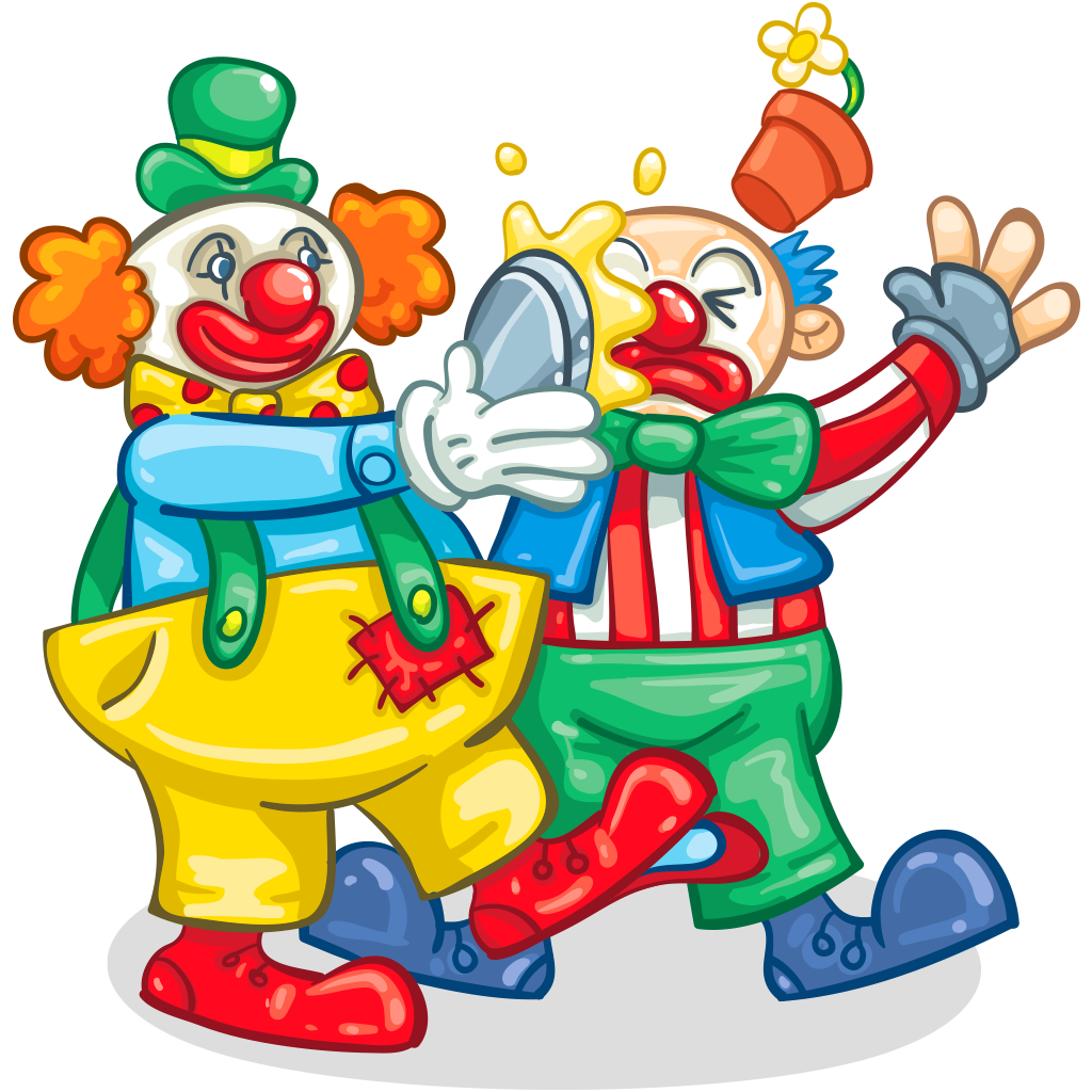 Clown clipart toy, Clown toy Transparent FREE for download ...