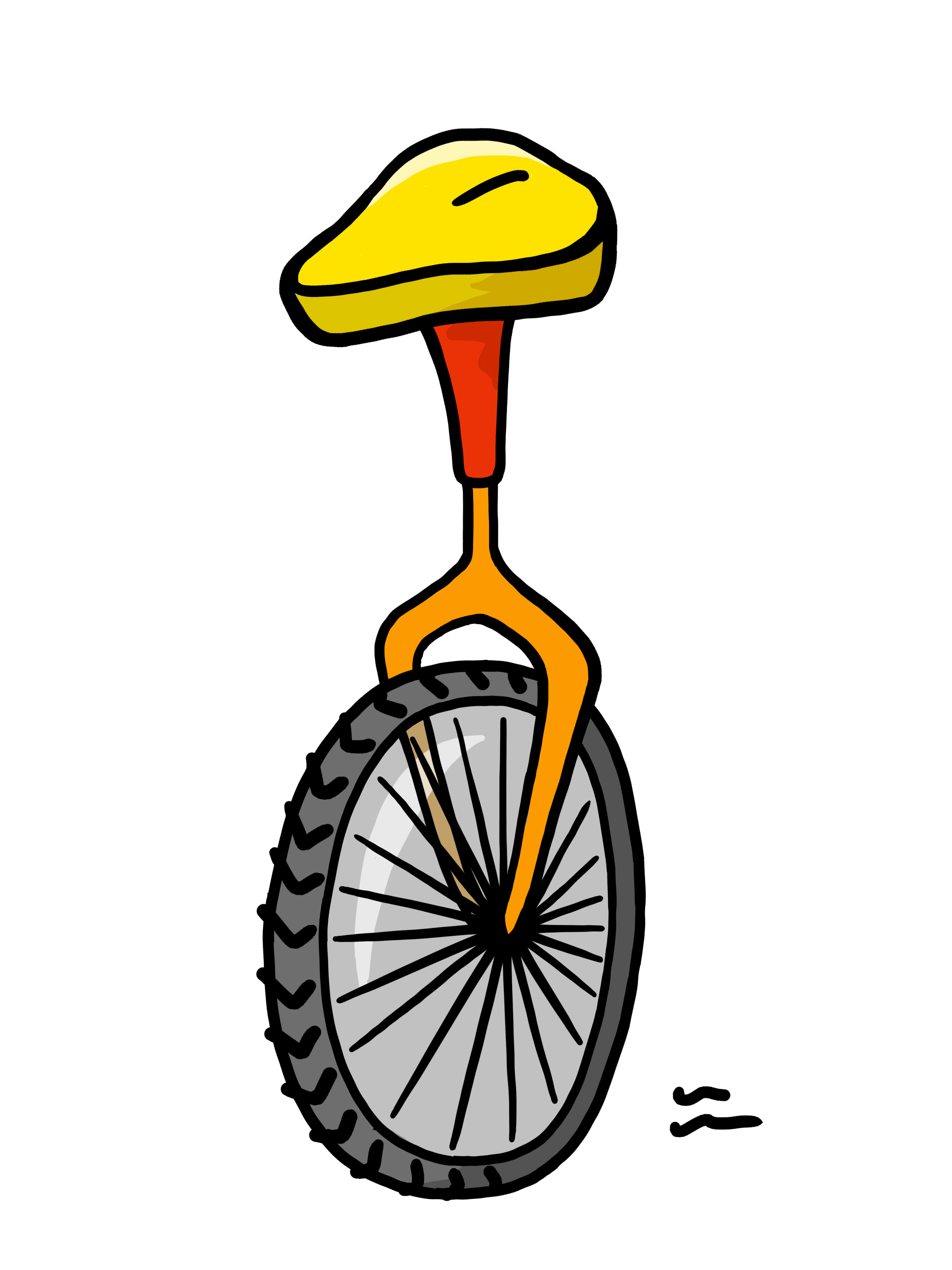 Free cliparts download clip. Clown clipart unicycle