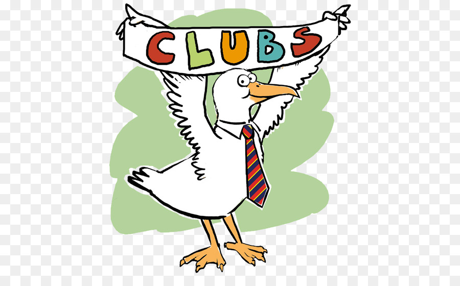 Club clipart. High school clubs and