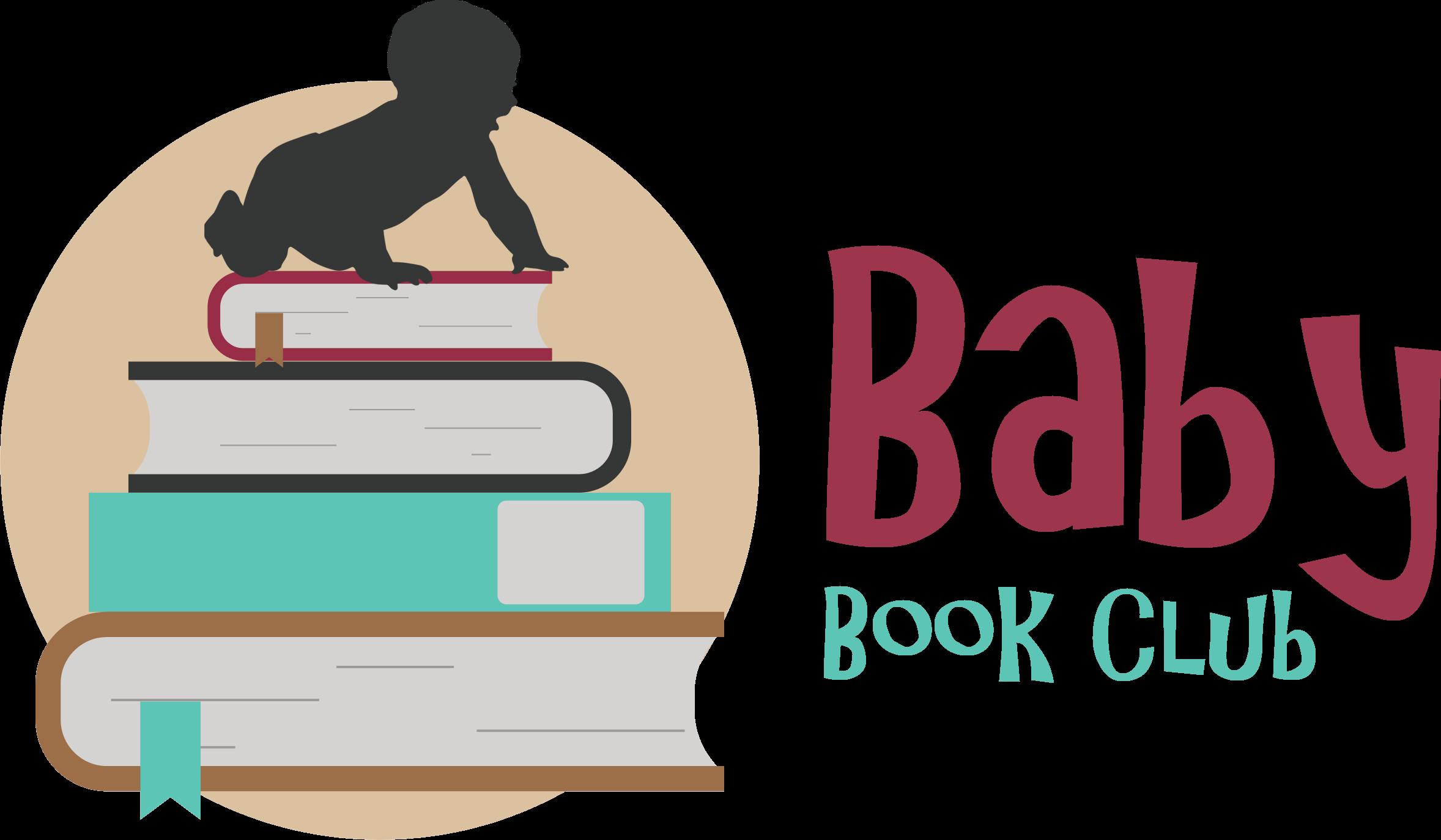 Baby . Club clipart book club