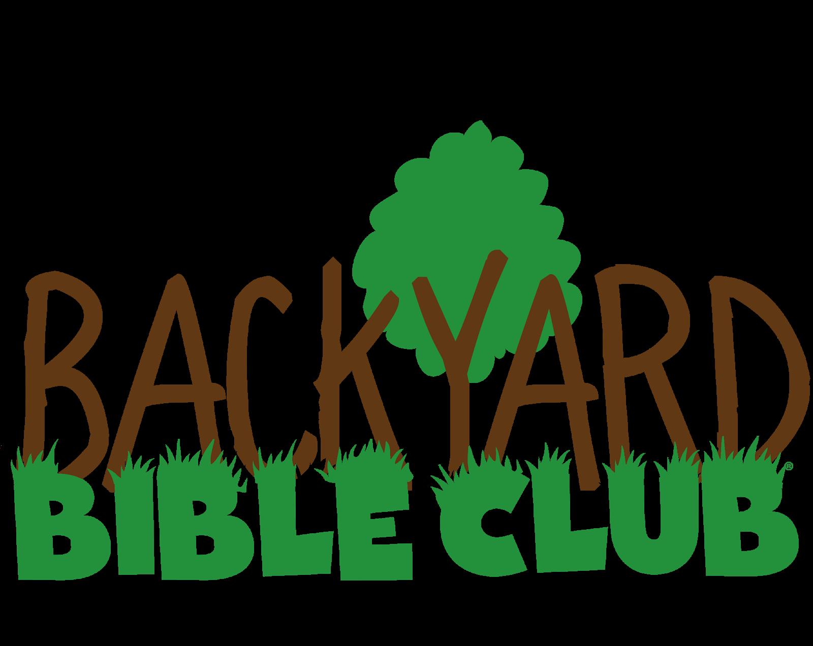 Bible clubs december. Home clipart backyard