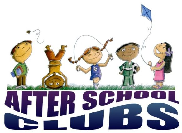 Club clipart club activity. New round of clubs