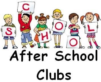 Before and after school. Club clipart club activity