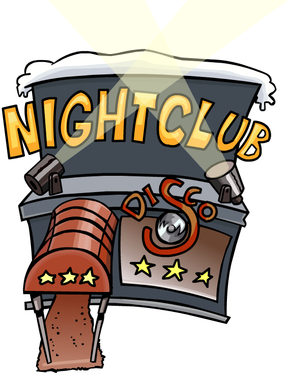 Image outside nightclub png. Club clipart club dancing