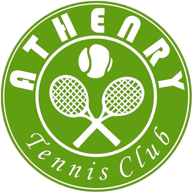 Club clipart club member. Athenry tennis membership