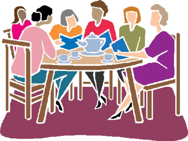 Free ladies cliparts download. Conference clipart monthly meeting