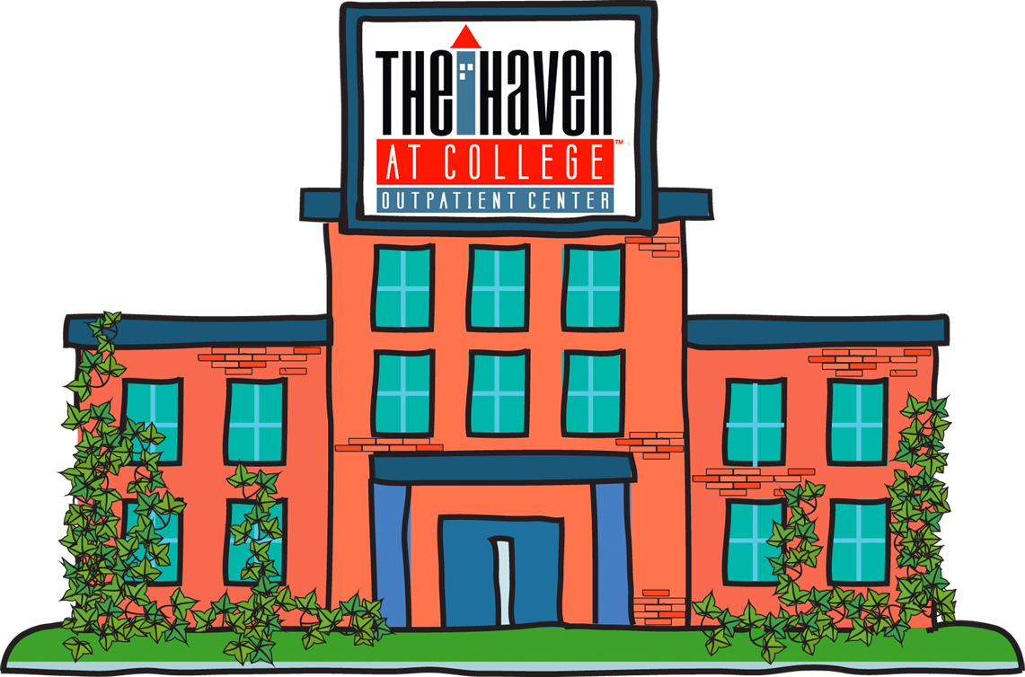 Outpatient centers the haven. Club clipart college