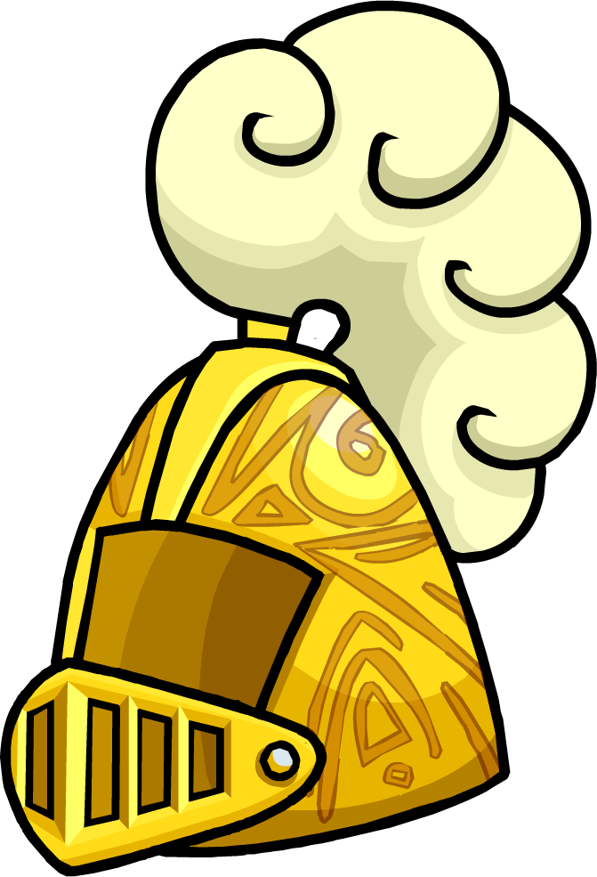 Knight yellow frames illustrations. Club clipart cute