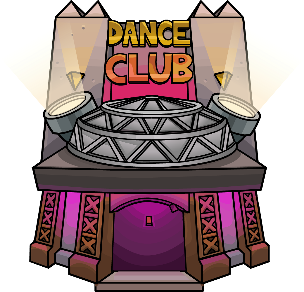 Image monsters university takeover. Club clipart dance club