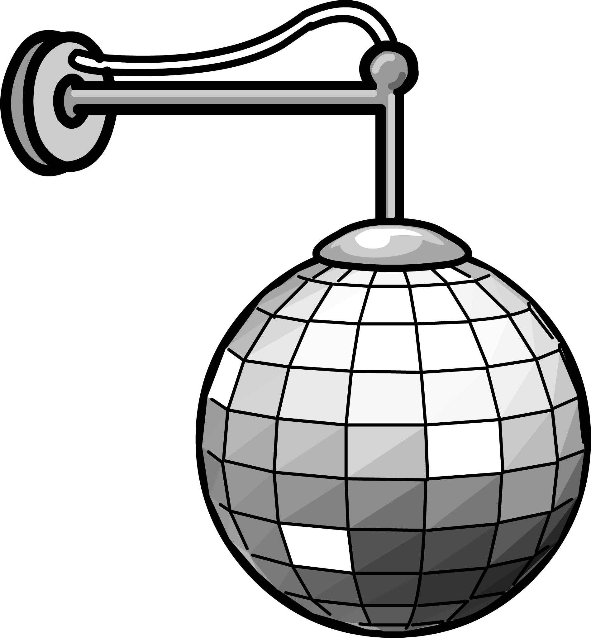 Club clipart disco club. Image ball sprite png