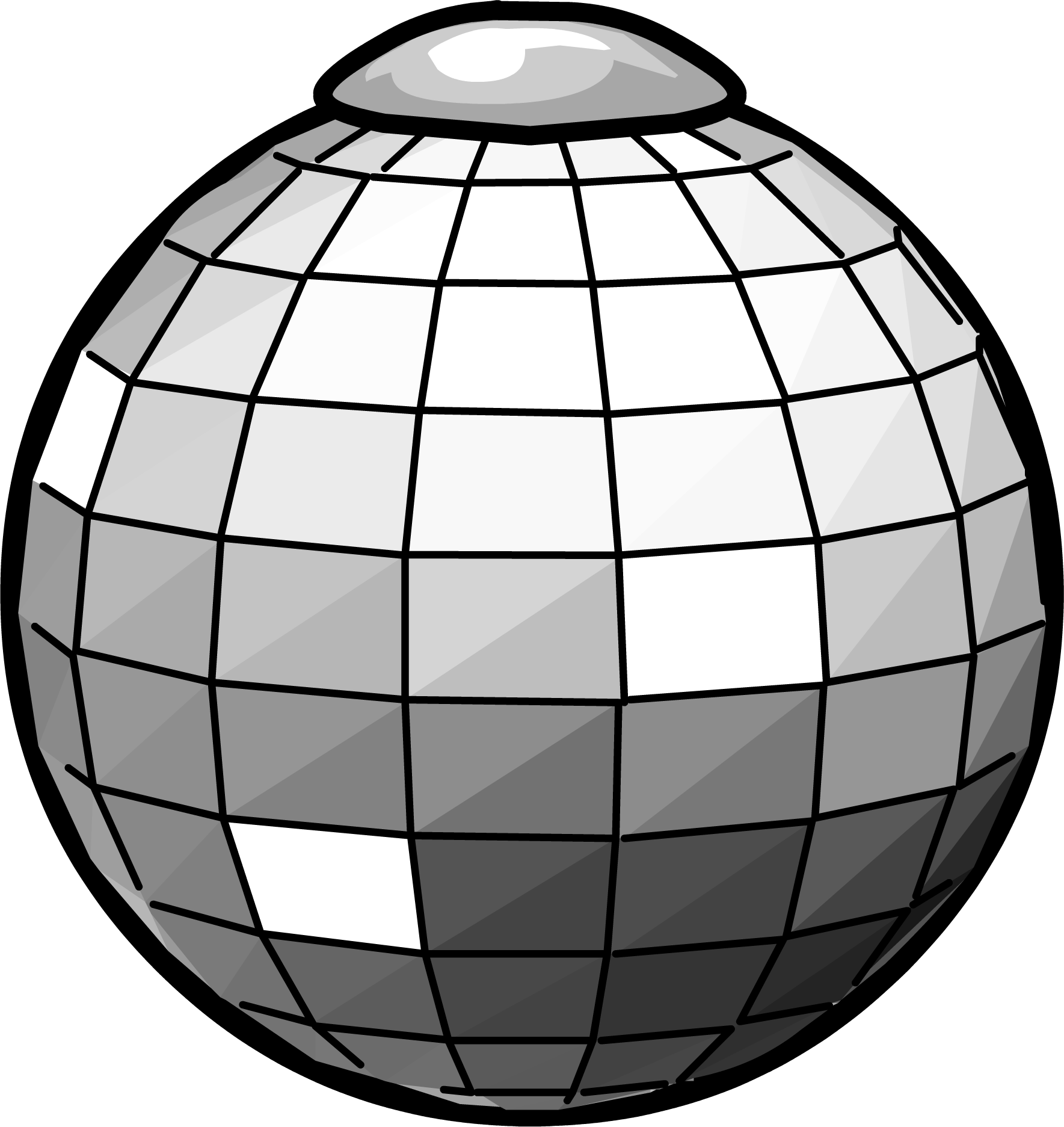 Image ball png penguin. Club clipart disco club