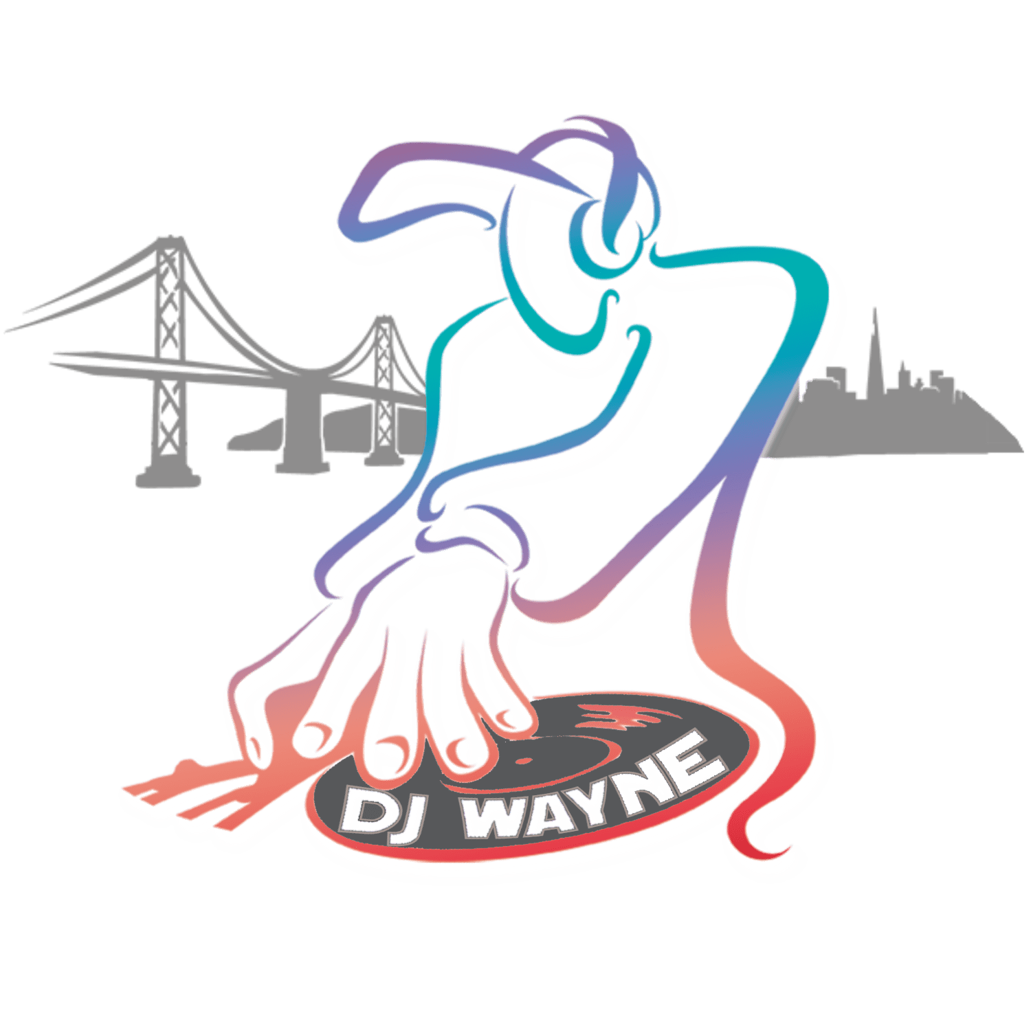 Wayne noel festivals weddings. Concert clipart dj light