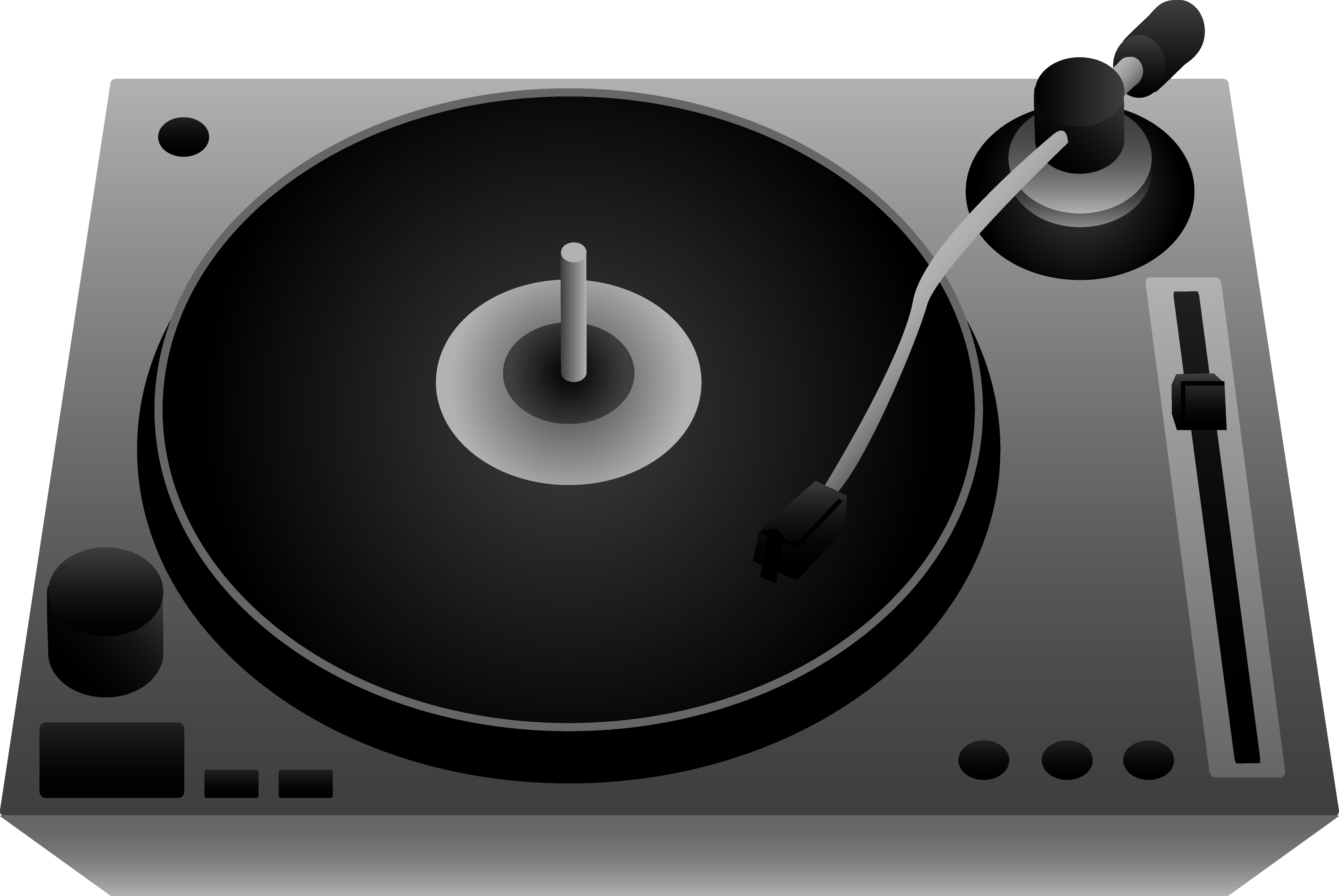 Turntable design free clip. Dj clipart dj mix