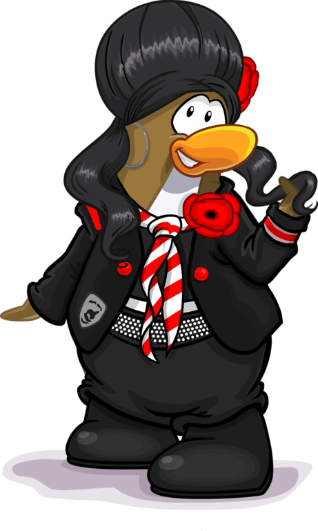 Image chee penguin png. Club clipart drama movie
