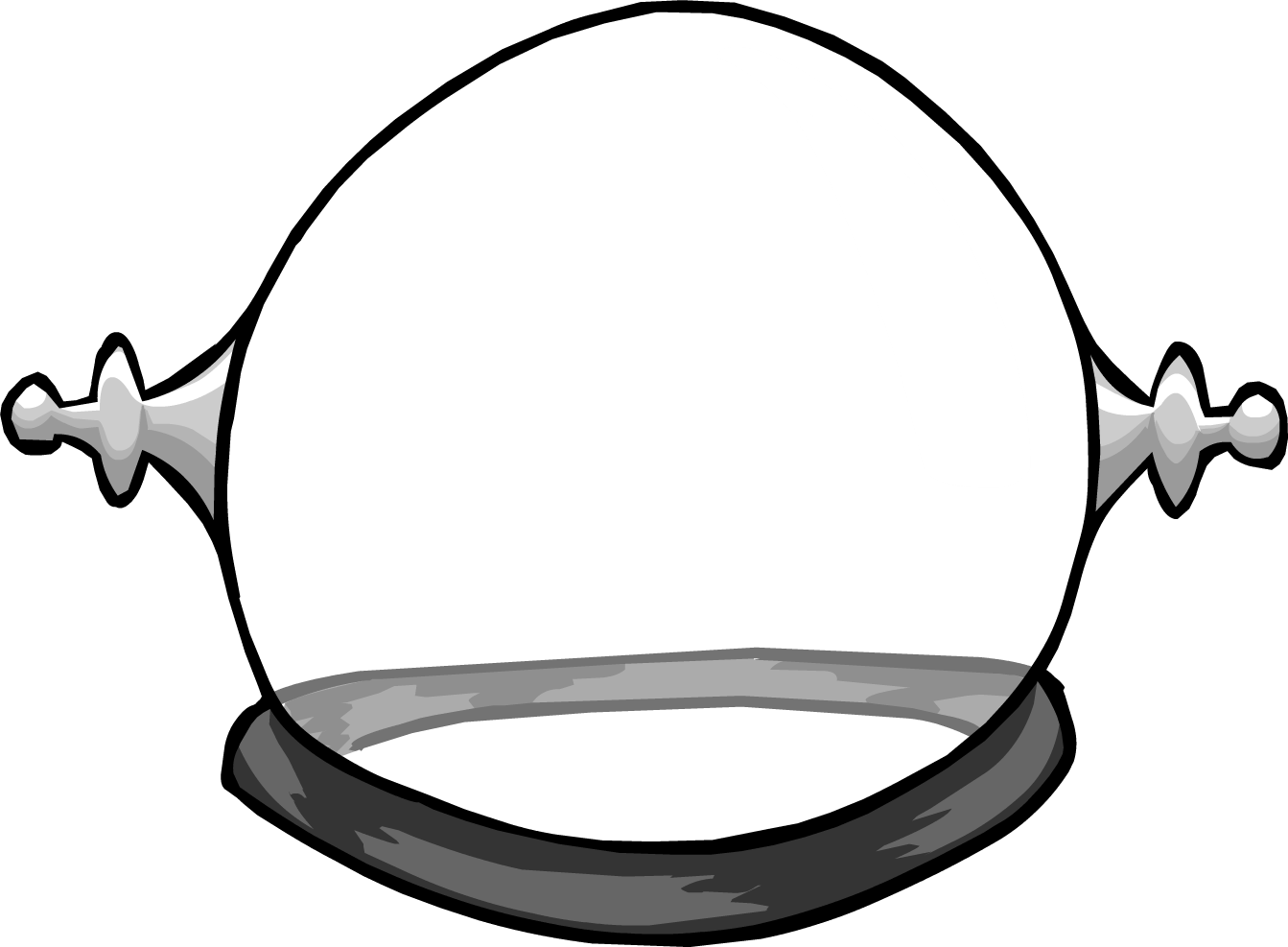 Image spacehelmet club penguin. Space helmet png