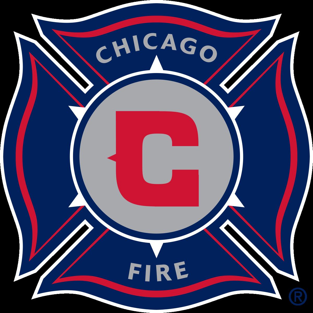 Chicago fire soccer club. Fireman clipart shield