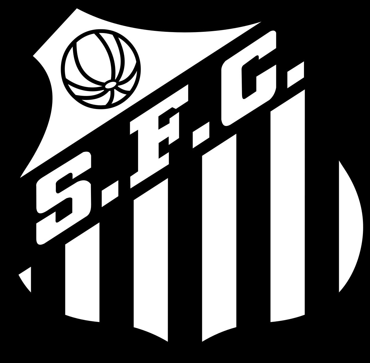 Santos fc wikipedia . Goal clipart football tournament