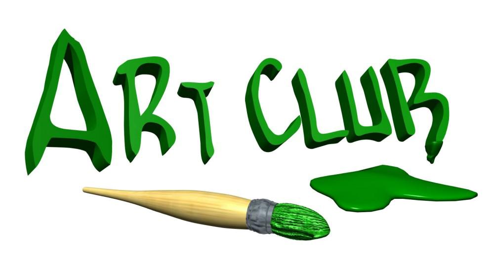 Club clipart extracurricular. Artclub d png art
