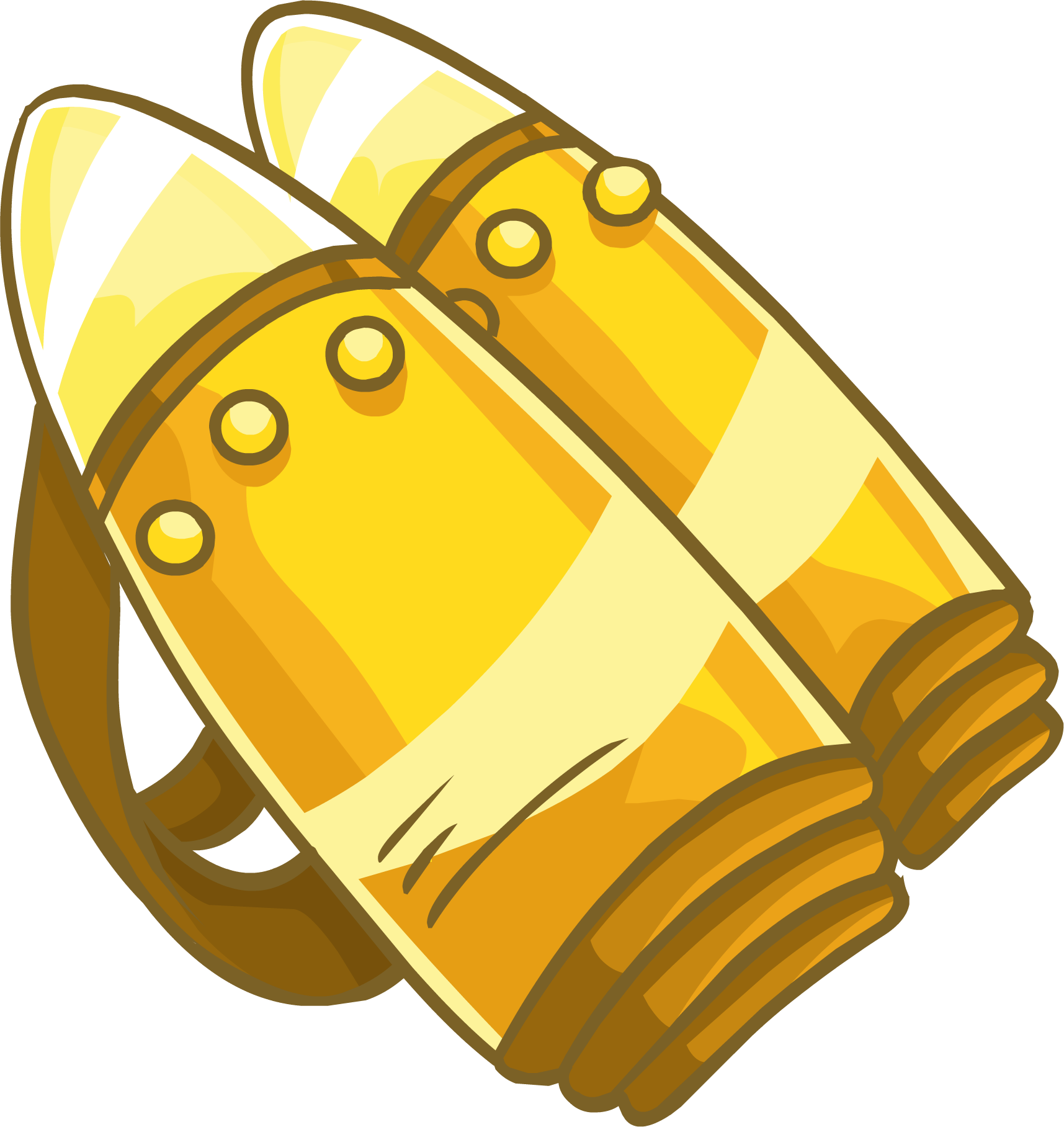 Jet pack penguin wiki. Club clipart gold club