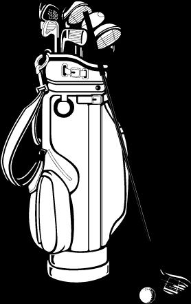 Free cliparts download clip. Golfer clipart golf bag