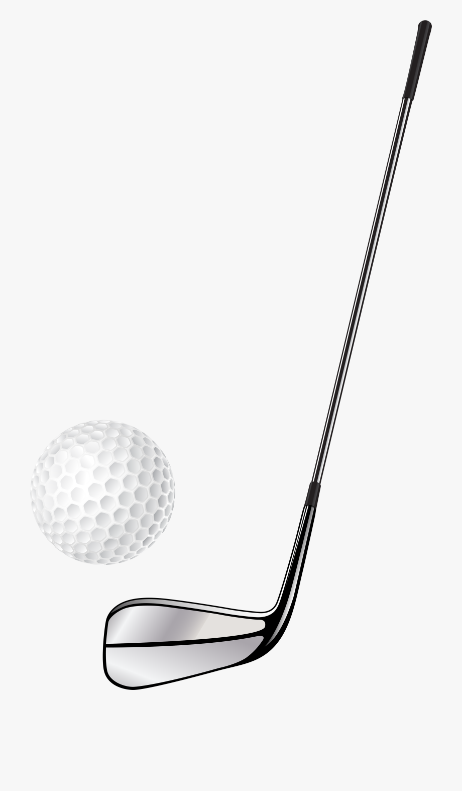 And ball png clip. Club clipart golf stick