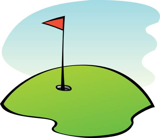 Golfer clipart golf green. Mini club clip art