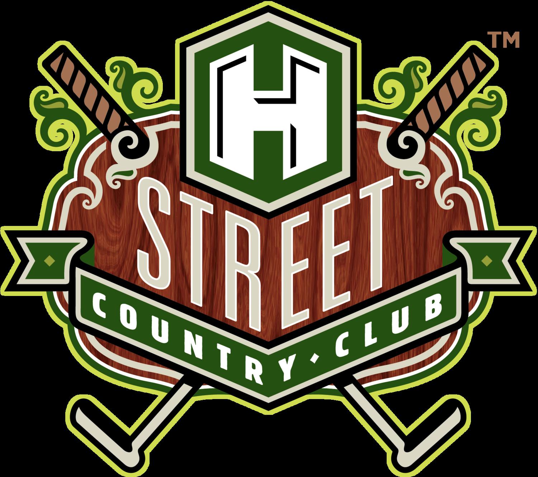 Mini golf shuffleboard skeeball. Golfing clipart country club
