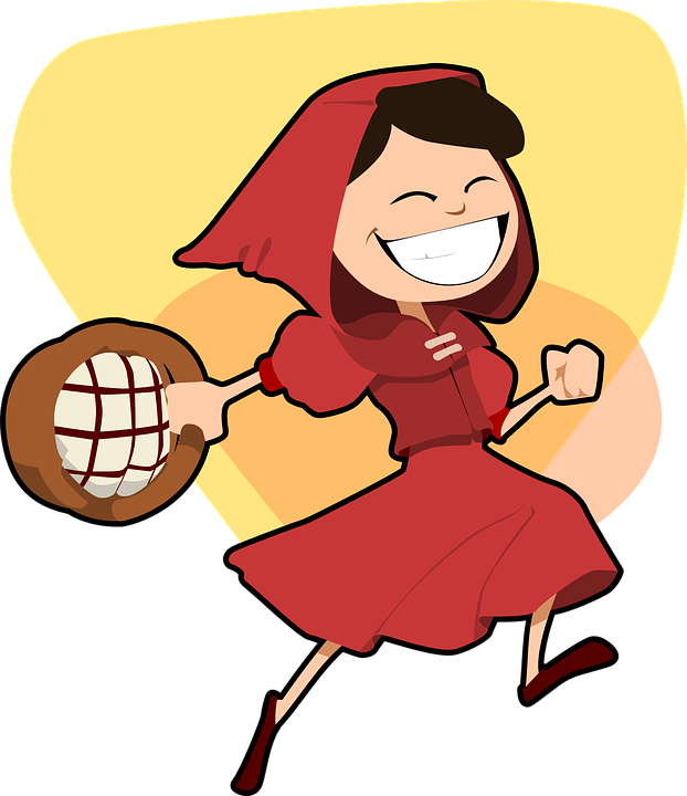Lady clipart person. Auditions for panto little